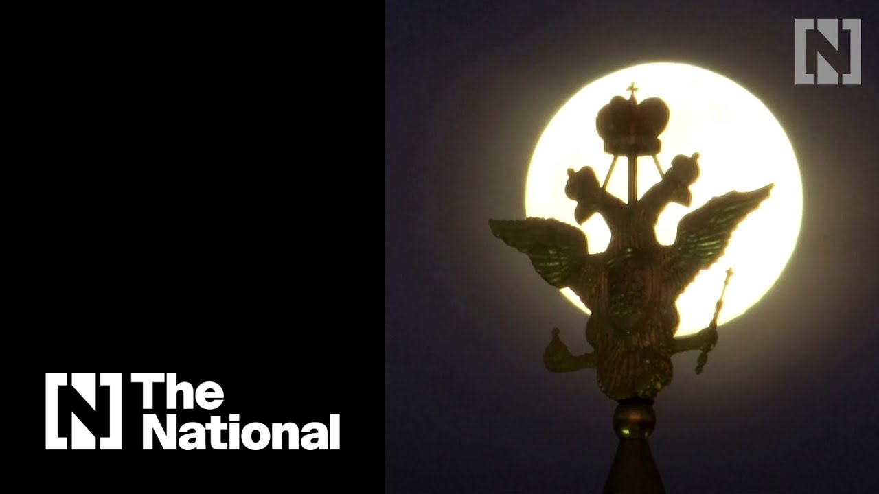 Supermoon rises over the UAE and across the world - The National