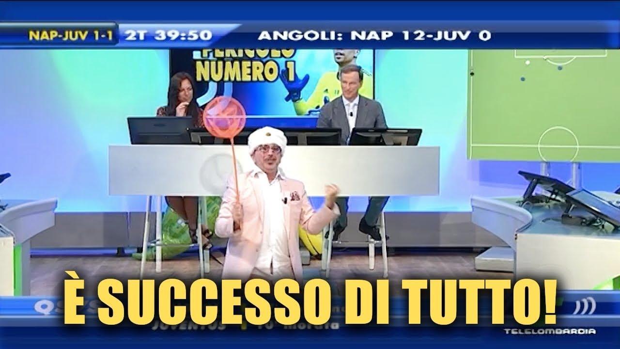 Download I GOL DI NAPOLI - JUVE 2-1: LA REAZIONE DELLO STUDIO!