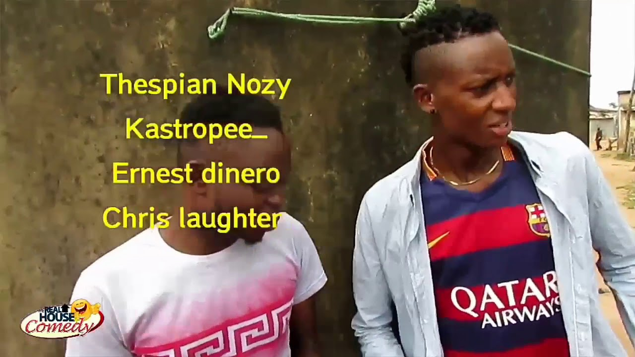 Download The first class Barbing salon 😂 (Real House Of Comedy) (Nigerian Comedy)