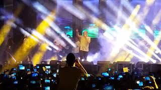 اغنية نغمة الحرمان Live من حفلة عمرو دياب مارينا
