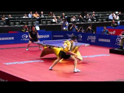 Dimitrij Ovtcharov v Seiya Kishikawa GAC GROUP 2011 World Table Tennis Championships