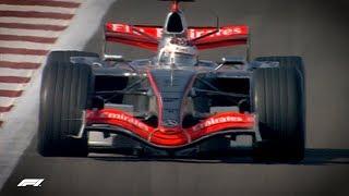 Kimi Raikkonen Storms Through the Field | 2006 Bahrain Grand Prix