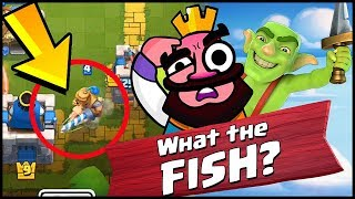 NEW 2018 Funny Glitches, Fails & Moments - Clash Royale GamePlay