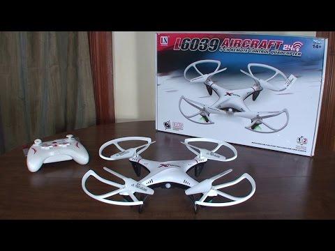 Дрон Aircraft L6039 500mAh 2.0 mpx HD камера дистанционно управление 26