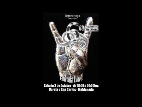 Encuentro Metalero «6» ( Sábado, 3 de octubre de 2009 ) Maldonado - Uruguay