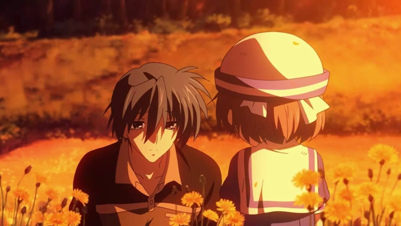 Clannad Ushio Scene English Dubbed Hd Youtube