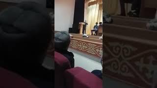 Обращение к уйгурам в связи со скандалом на уйгурской свадьбе