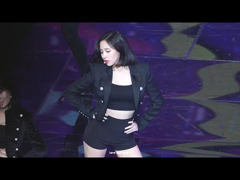 [4K] 171229 KBS 가요대축제 SIGNAL(remix) 트와이스 미나 직캠 twice mina fancam
