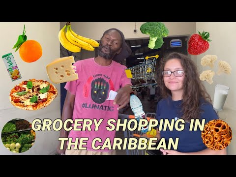 ST. KITTS GROCERY STORES