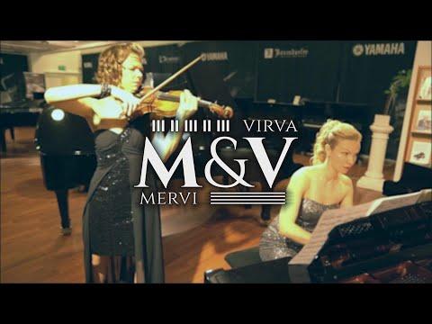 Violin And Piano Duo Mervi & Virva