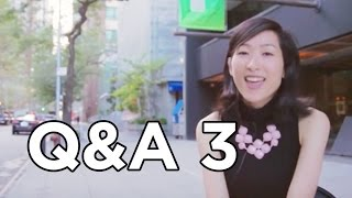 Uki Uki Japanese Lesson 13 - Q&A 3