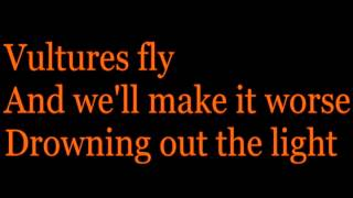 Avatar - Vultures Fly Lyrics