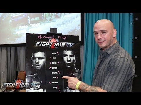 KELLY PAVLIK'S CANELO ALVAREZ VS GENNADY GOLOVKIN FIGHT BREAKDOWN