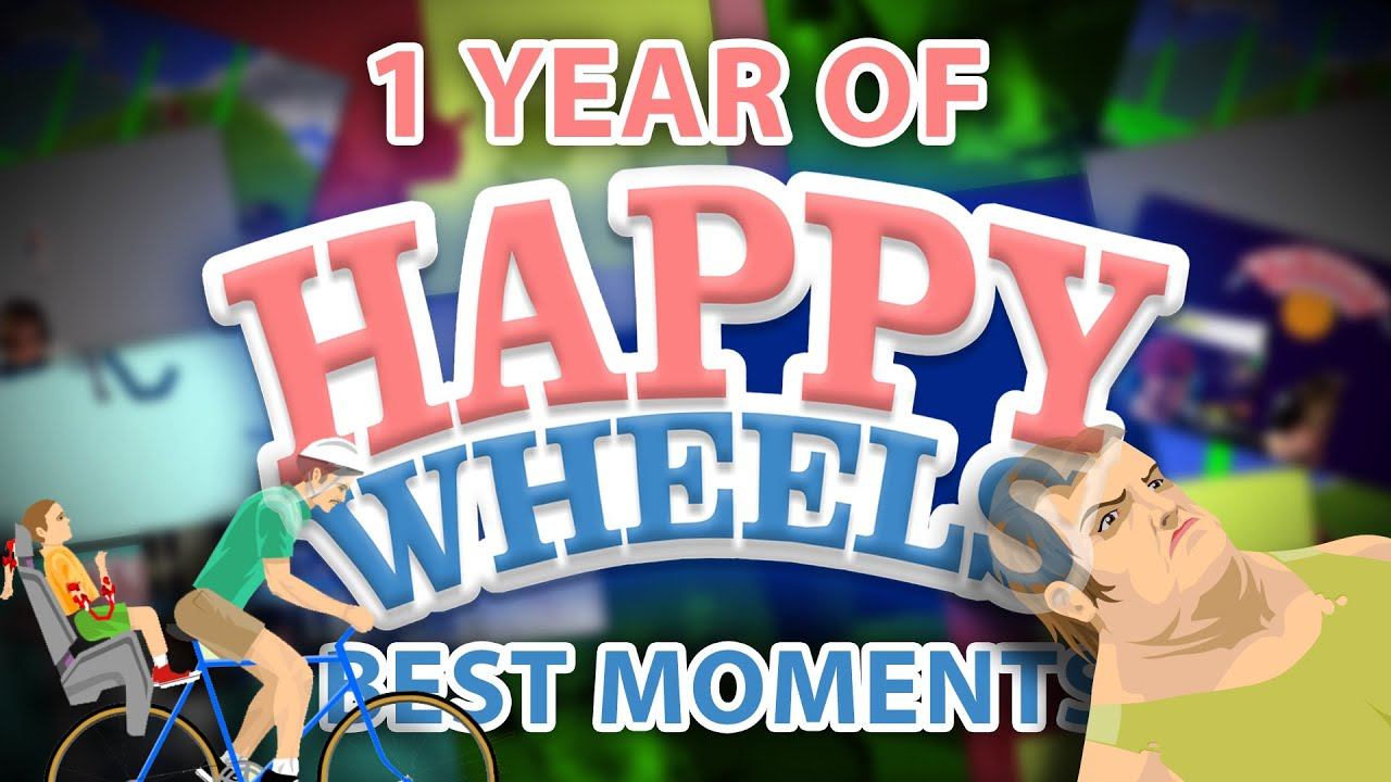 the best of happy wheels 50 youtube