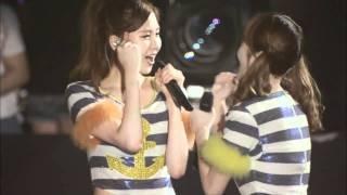 SNSD - Naeng Myun live