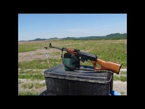 MAK 90 Ak-47 400 Yards