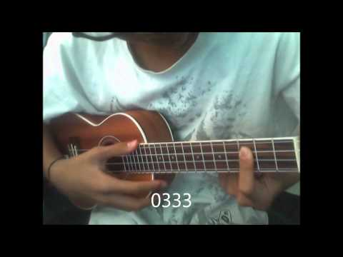 Ukulele Tutorial #4 - Cheap Date by Lateeya