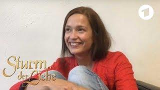 Blitz-Interview mit Uta Kargel | Sturm der Liebe