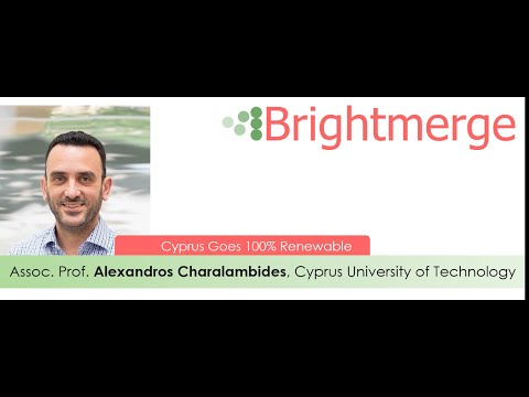 Prof. Alexandros Charalambides, Cyprus University Interviewed about Cyprus, Energy and COVID-19