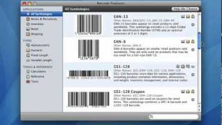 Barcode Producer Quick Start