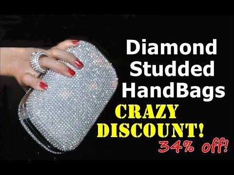 Most Fashionable Evening Bags for Women II Royal Designed Party handbags for Women. 👛👜