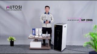 Hướng dẫn lắp đặt Máy lọc nước Mutosi MP-290S