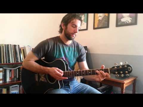 Lana Del Rey - Young and Beautiful (Guitar Chords & Lesson) by Shawn Parrotte