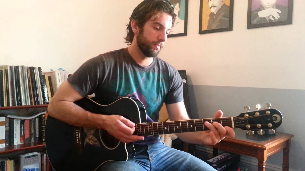 Lana Del Rey Young And Beautiful Guitar Chords Lesson By Shawn