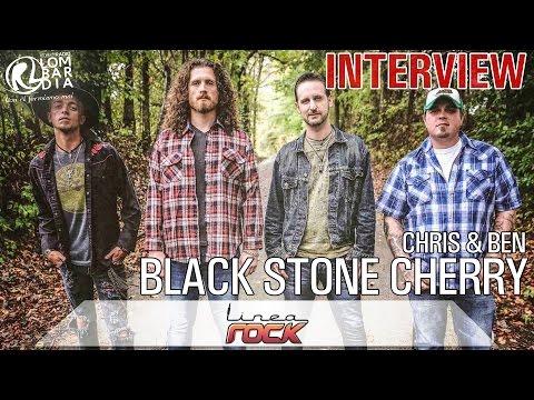 BLACK STONE CHERRY - Chris & Ben- interview @Linea Rock 2016 by Barbara Caserta