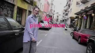 Pink Woman - Spring 2018