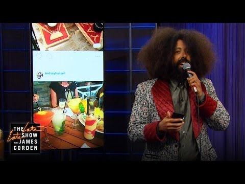 Reggie Watts' Instagram Song