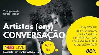 ARTISTAS (EM) CONVERSAÇÃO II \ Artists (in) Conversation II