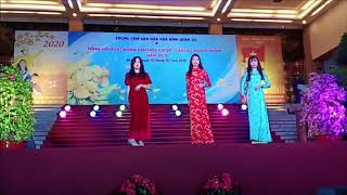 Diễn thời trang tổng kêt năm 2019 - nhà hát Hòa Bình - 20200102