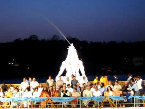Rishikesh | Ganga Aarti with H. H. The Dalai Lama