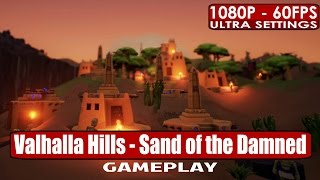 Valhalla Hills Sand of the Damned gameplay PC HD [1080p/60fps]