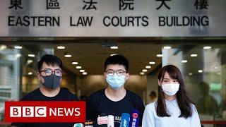 China Warns The Uk Over Interference In Hong Kong - Bbc News