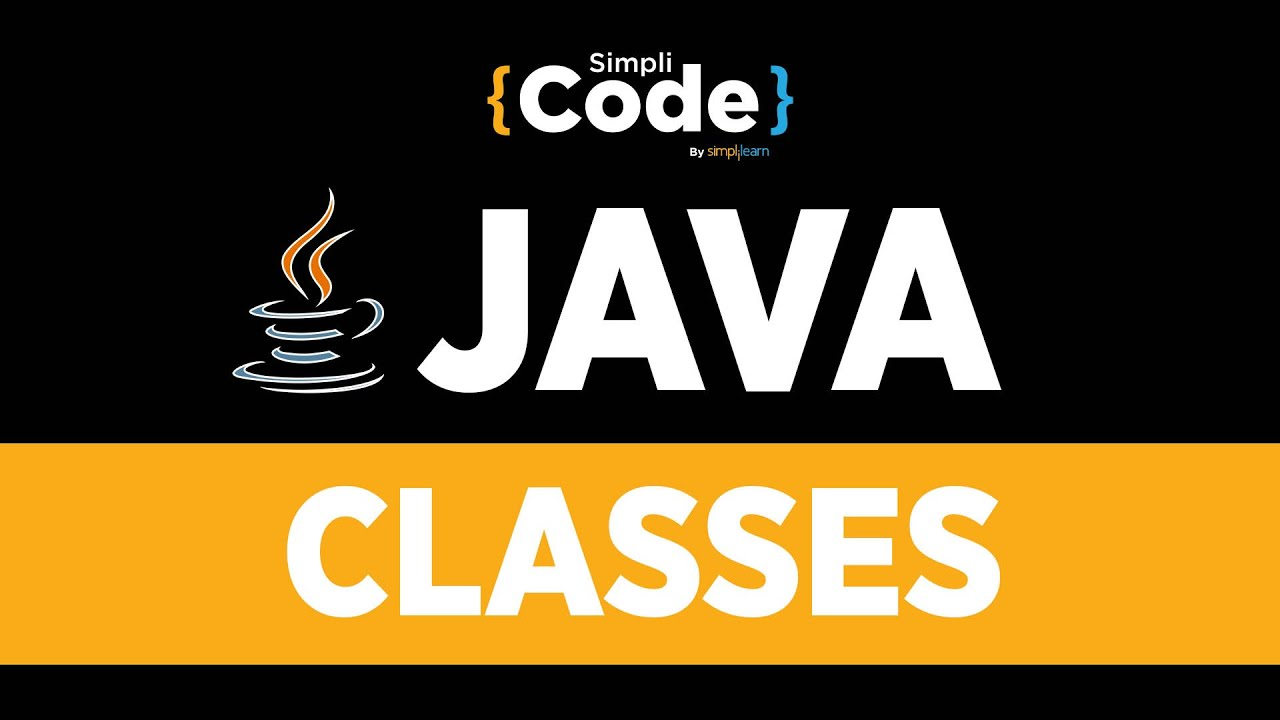 Java Tutorial For Beginners | Java Classes For Beginners | How To Use Classes In Java