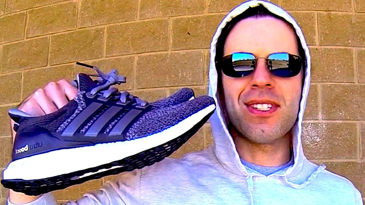 Adidas Ultra Boost Grey Kopen