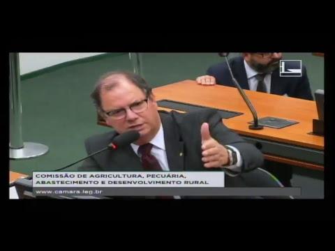 AGRICULTURA, PECUÁRIA, ABASTECIMENTO DESENV. RURAL - Reunião Deliberativa - 23/05/2018 - 10:39