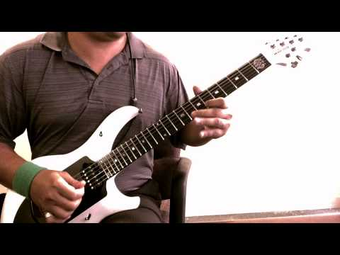 EBMM Majesty  Wither instrumental Dream Theater   Andre P Vieira