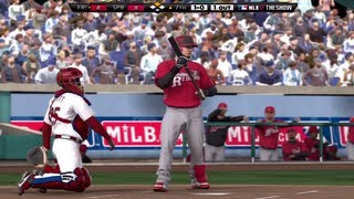 MLB 12 The Show: Road To The Show - Becoming A Slugger Ep.2