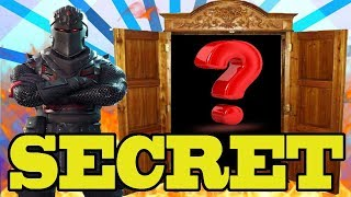 "Fortnite - Super Secret ""Narnia"" Area With Up To 4 Chests Spawning"