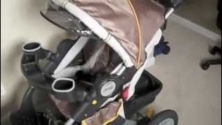 Jeep Liberty Sport Stroller Review & Stroller TAG