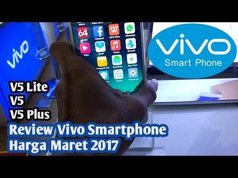Review Harga VIVO Smartphone | Maret 2017