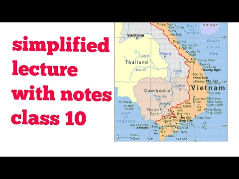 The nationalist movement in Indo China | Class 10 Ncert  history chapter 2 in Hindi