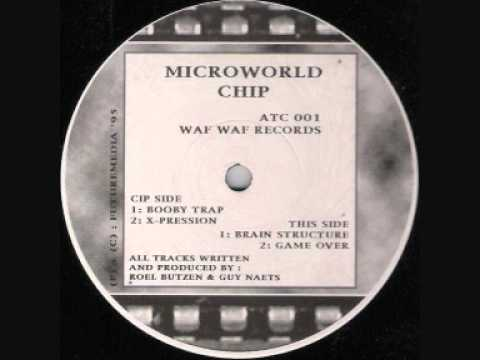 Microworld - Game Over (Belgian Techno 1995)