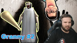 GRANNY RETURNS! and VERY UGLY! | ROBLOX GRANNY Sajt32!
