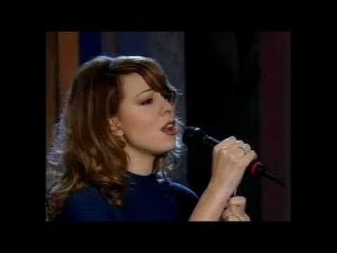 Mariah Carey - Open Arms (Live at Wetten Dass) - 1996