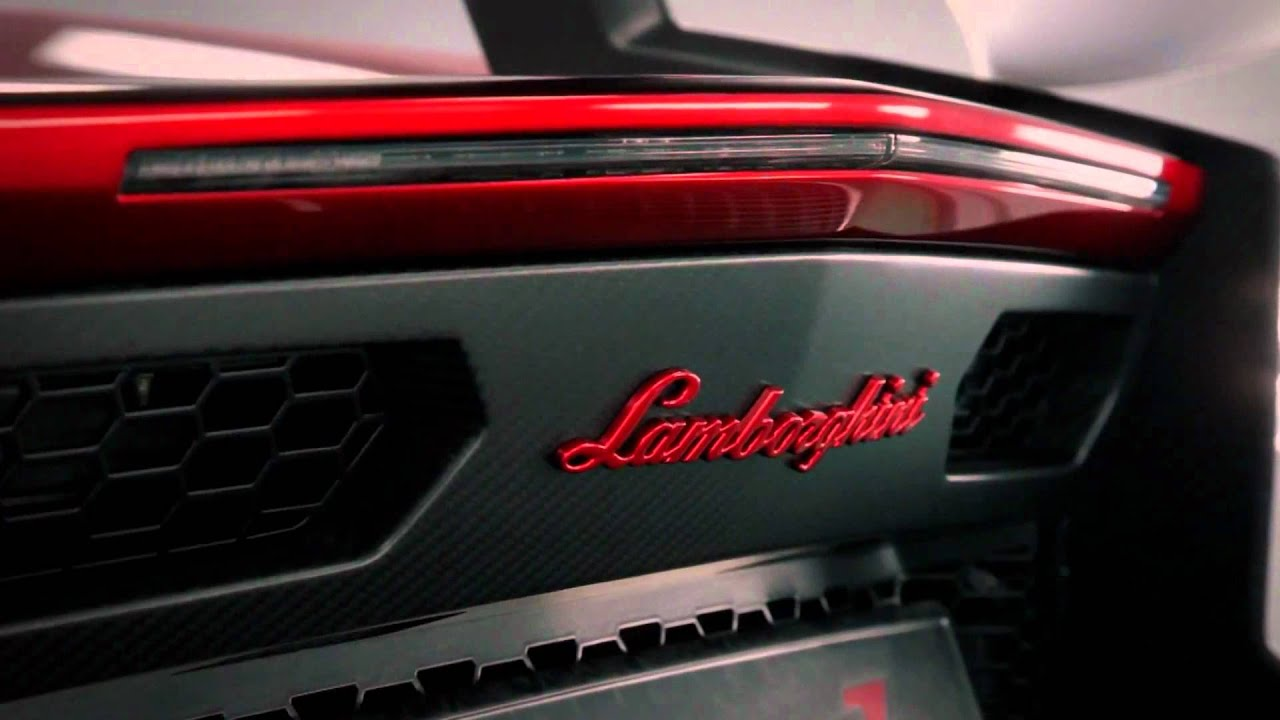 [HD-1080p] The Making of Lamborghini Aventador J ~ Cars ...