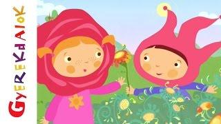 Gyerekdalok - Cifra Palota (rajzfilm gyerekeknek)